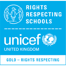 UNICEF Rights Respecting Schools Gold Logo
